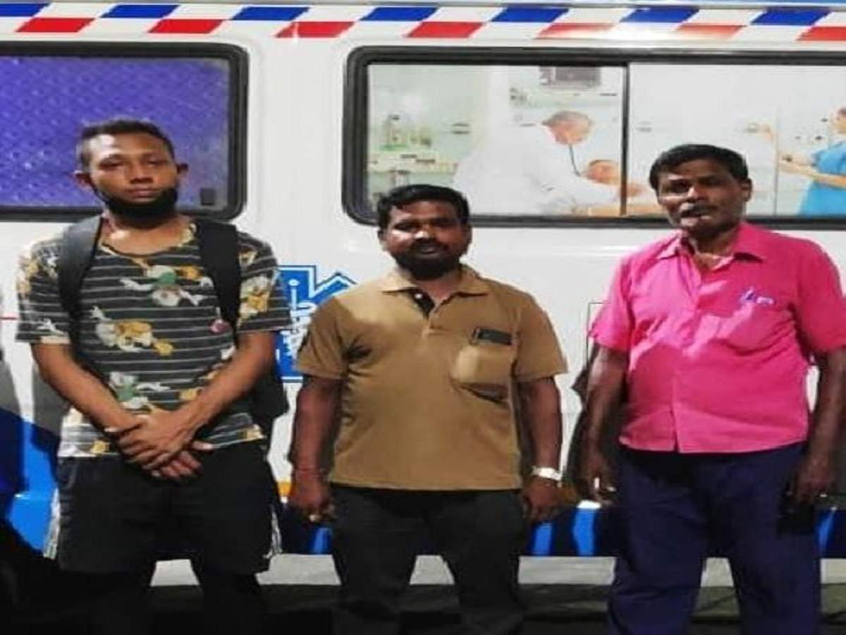 Mizoram Boy Two Tamil Nadu Drivers Receive Heroes Welcome In Aizawl For Bringing Back Friend S Body From Chennai Guwahati News Times Of India