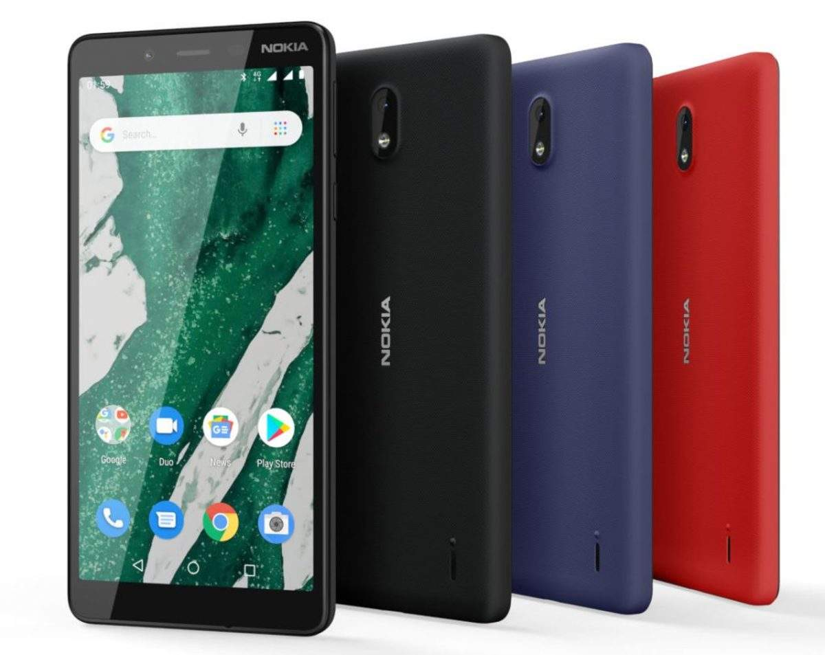 Nokia 1 Plus Android 10 Update: Nokia 1 Plus starts receiving ...