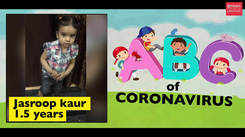 ABC of coronavirus: This cute little munchkin explaining about coronavirus will make your day