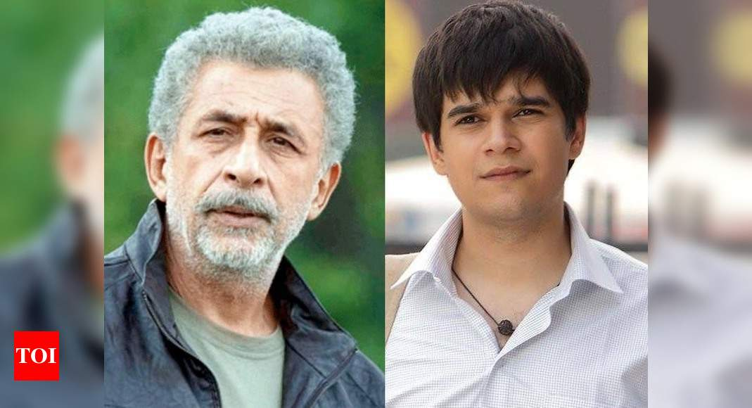 Son Vivaan Shah on Naseeruddin Shah's hospitalisation hoax: All the rumours about his health are fake. Pr thumbnail