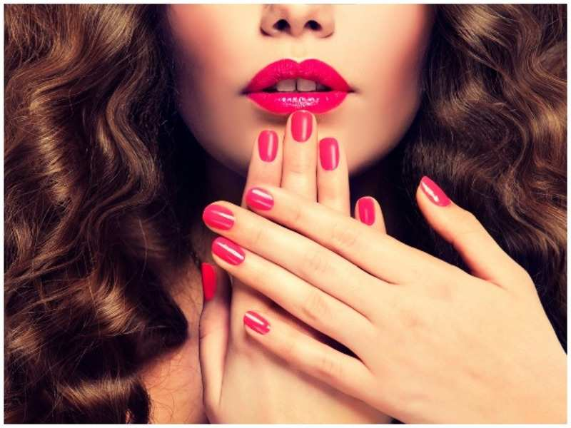<p>Opt for a an at-home manicure as part of your nail care and beauty routine<br></p>