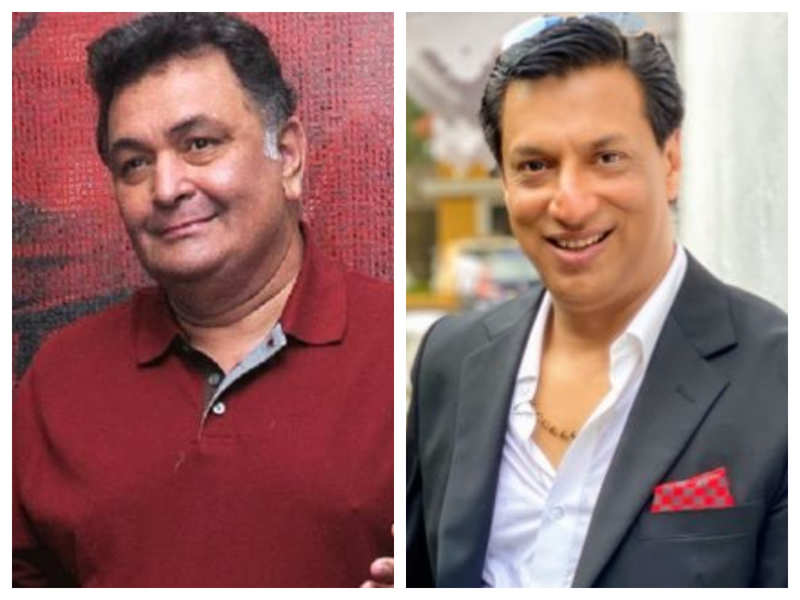 Exclusive! 'Have to live with the regret that I can no longer work with Rishi Kapoor, says Madhur Bhandarkar who planned an edgy role for the late actor