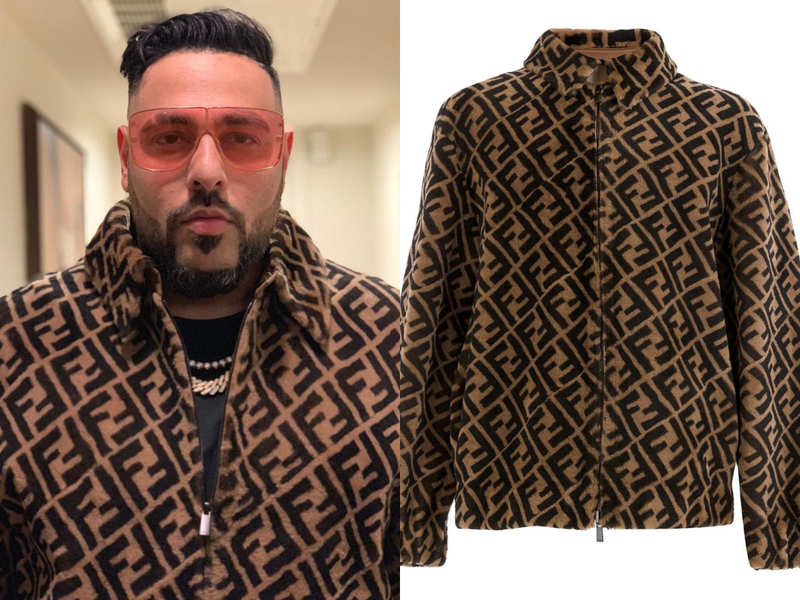 Badshah just wore a jacket worth INR 8 lakh and we are SHOCKED