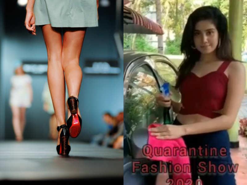 #CoronaConcerns: Fashion shows get a virtual makeover