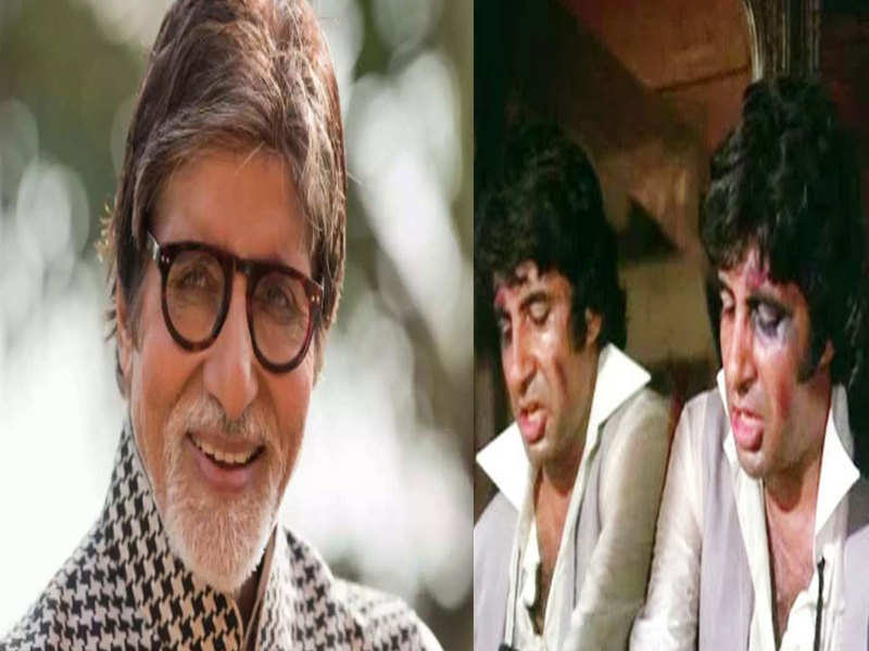 The show must go on: Amitabh Bachchan conveys this message with a fun clip from 'Amar Akbar Anthony'