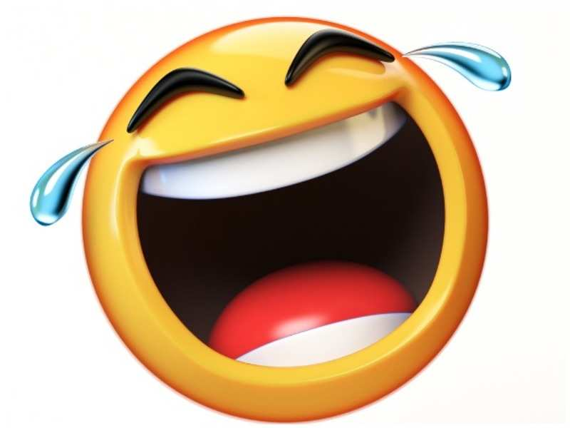 Can't have enough of laughter emojis, say Mumbaikars - Times of India