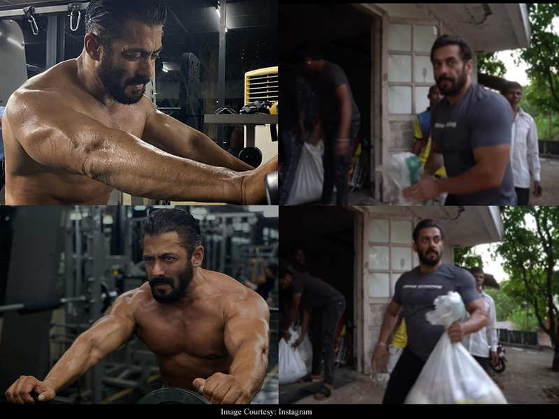 Salman Khan undergoes an UNBELIEVEABLE transformation during lockdown; Is this his look for 'Tiger' sequel?