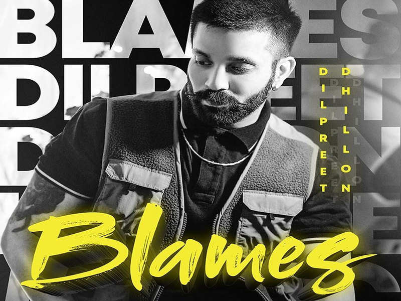 Dilpreet Dhillon to hit the music charts with 'Blames'
