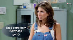 Happy birthday, Rachel Green