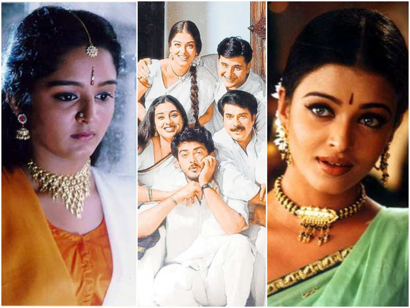 Did you know 'Kandukondain Kandukondain' makers had first approached Manju Warrier to play the role of Meenakshi?