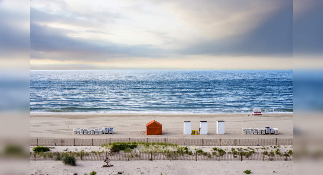 Beaches and other public places to reopen in USA's New Jersey towns