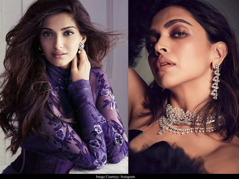 "Throwback: When Sonam Kapoor gave fashion advice to Deepika Padukone, ""Create your own style"""