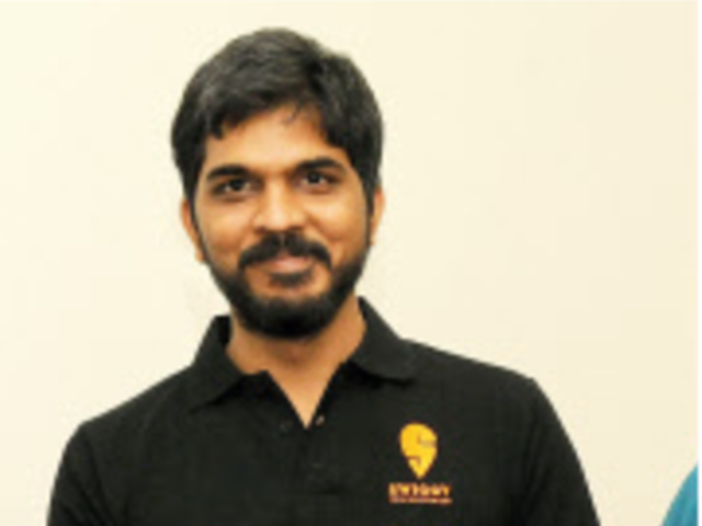 Swiggy co-founder Rahul Jaimini (File photo)