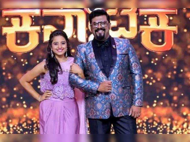 Chandana Ananthakrishna misses the Haadu Karnataka stage