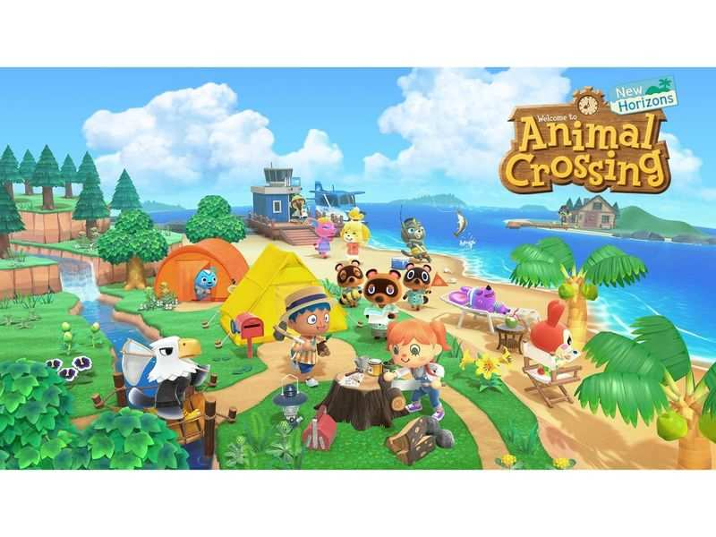 Animal Crossing Over 11 Million Copies Sold In 11 Days Animal Crossing New Horizons On Nintendo Switch Gaming News Gadgets Now