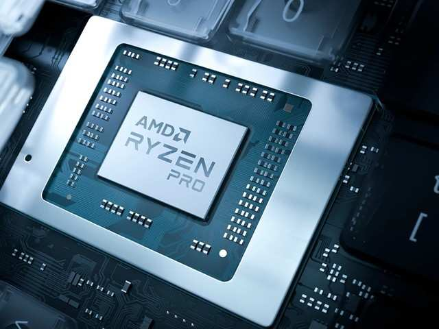 AMD announces availability of Ryzen Pro 4000 Series mobile processors