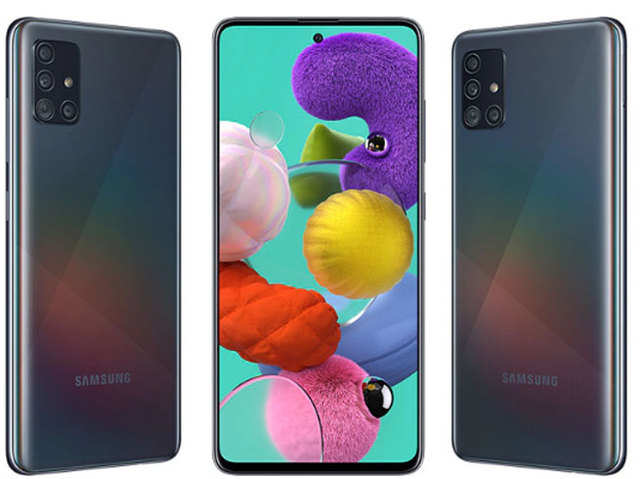 Samsung has started rolling out One UI 2.1 update for Galaxy A51 with April 2020 security patch in some countries