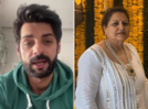 Weight loss: Actor Karan Wahi shares his 62-year-old mother's weight loss journey! She lost 18 kilos in just 4 months