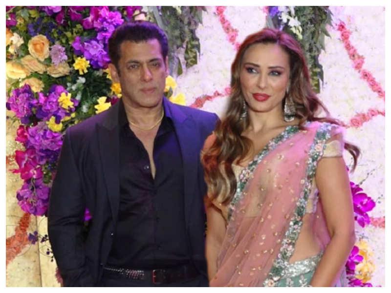 "Salman Khan's ladylove Iulia Vantur feels he looks like a ""Supermodel"" in his latest picture with Niketan Madhok"