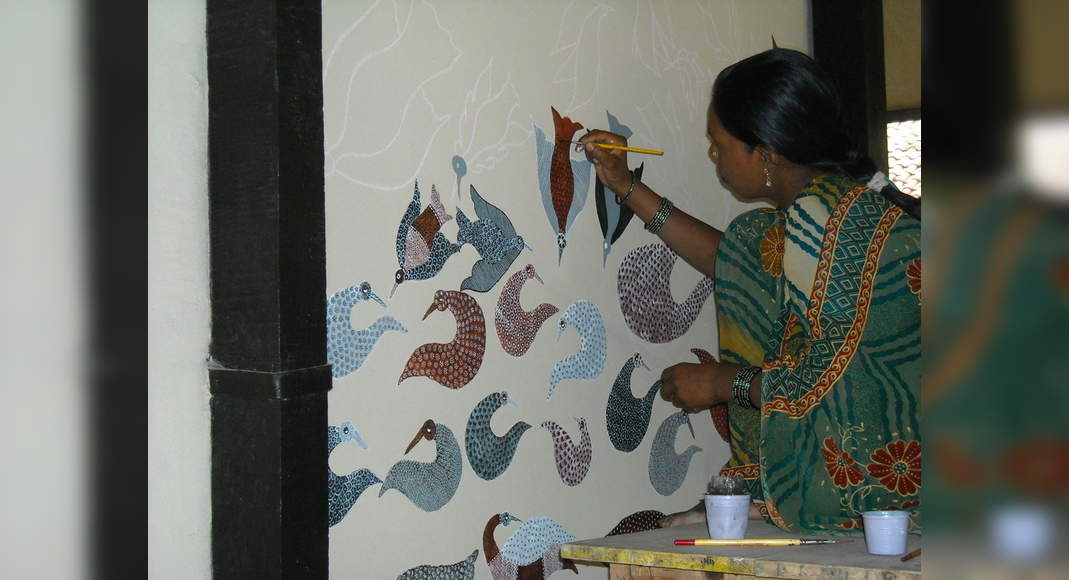 About Madhya Pradesh's Gond paintings and why each piece is a masterpiece
