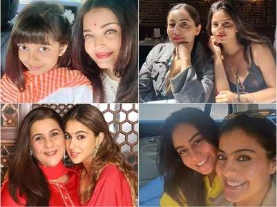 Popular mother-daughter jodis of Bollywood