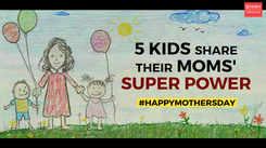 5 kids share their moms' superpower