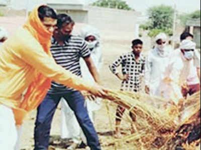 Haryana: 40 Muslim families convert to Hinduism   Gurgaon News