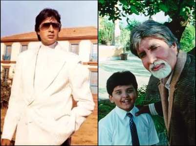 Big B shares a fun-fact about Bhoothnath