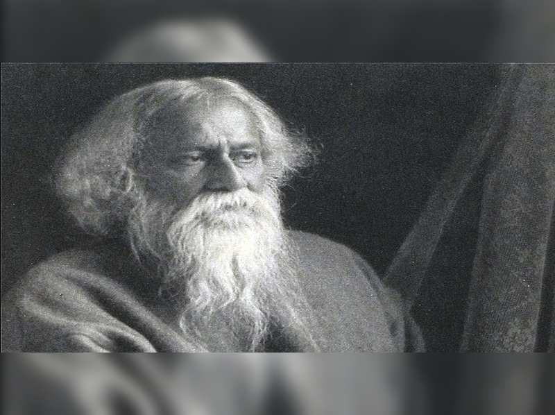 Rabindranath Tagore (Photo: Wikipedia)