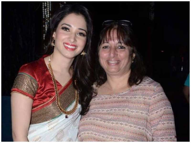 Exclusive: Tamannaah says she doesn't remember the last time she celebrated Mother's Day with her mom