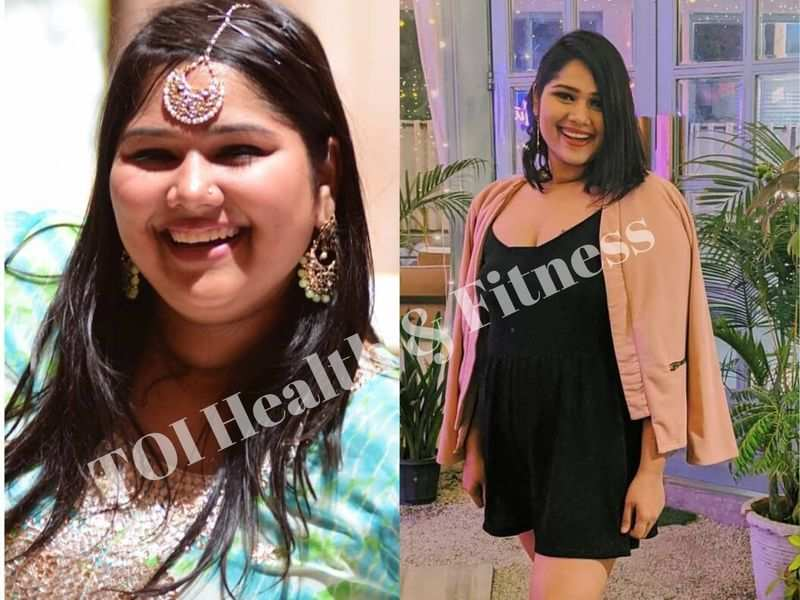 """Weight loss story: """"From 105 to 83 kilos, here's how I answered my body-shamers back"""""""