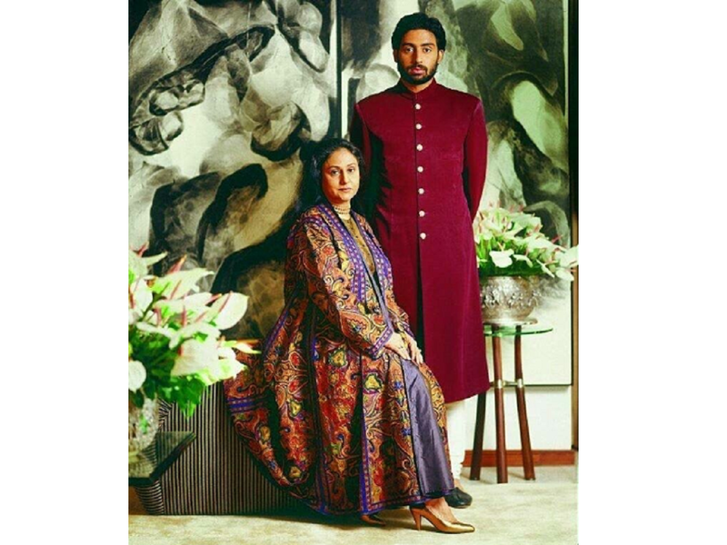 Mother's Day 2020: Abhishek Bachchan and Shweta share a special post for Jaya Bachchan