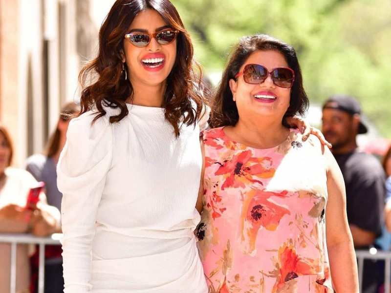 Priyanka Chopra shares an adorable video wishing her mother Madhu Chopra and her mother-in-law Denis Jonas on Mother's day