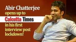 Abir Chatterjee opens up about life in the lockdown