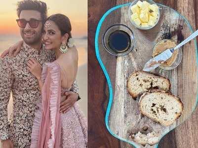 """Kriti calls Pulkit Samrat her """"personal chef"""""""