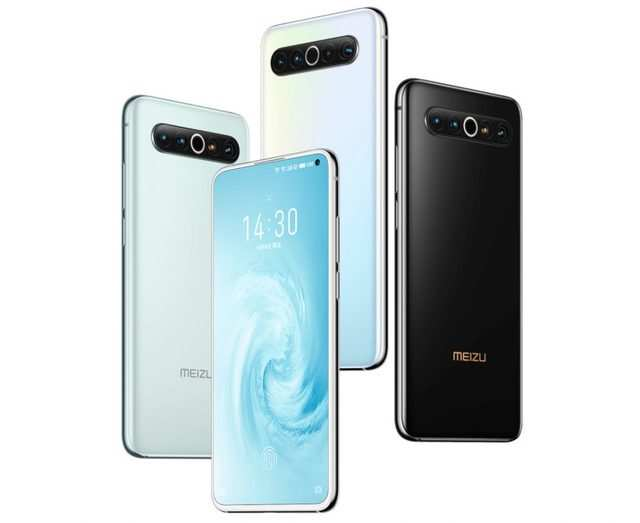 Meizu 17 and 17 Pro smartphones with Snapdragon 865 launched