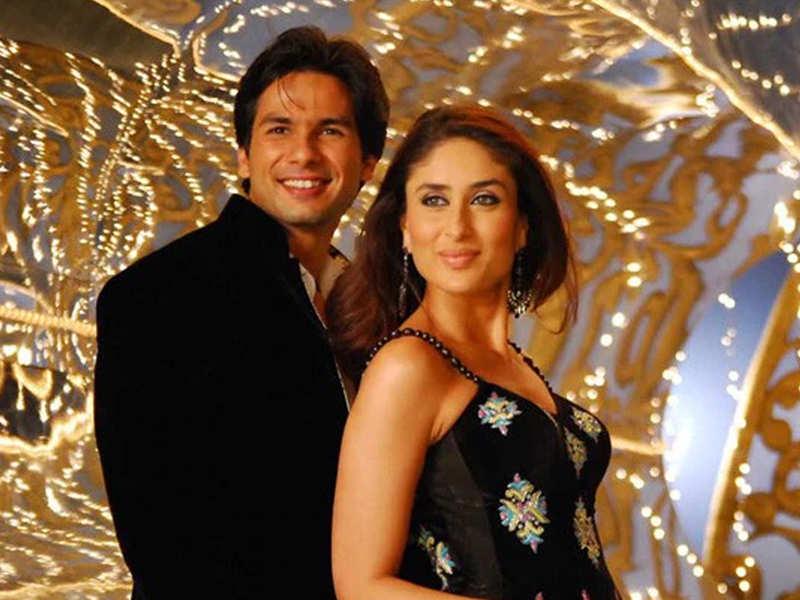 Throwback! When Shahid Kapoor tagged his onscreen jodi with Kareena Kapoor as 'really bad'
