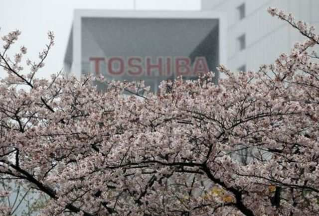 Toshiba sees FY2019 profit roughly in line with forecast, limited virus impact