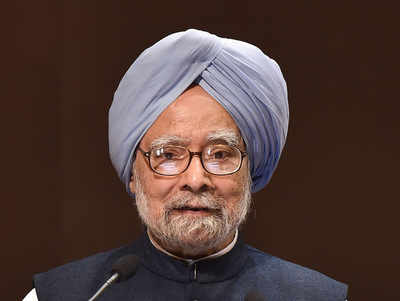 Manmohan Singh admitted to AIIMS after complaining of chest pain