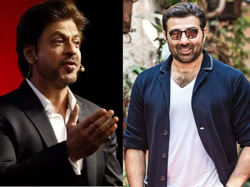 Shah Rukh Khan handed over the remake rights of 'Damini' to Sunny Deol just before the lockdown