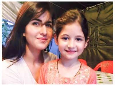 When Katrina met Salman's co-star Harshali