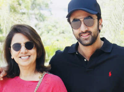 When Neetu Kapoor told Ranbir to move out