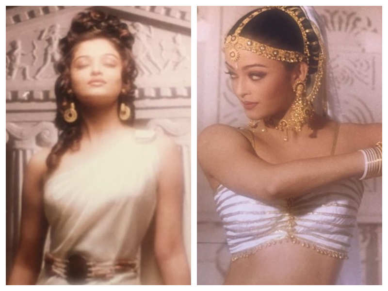 Aishwarya Rai Bachchan looks absolutely divine in these throwback pictures from her modelling days