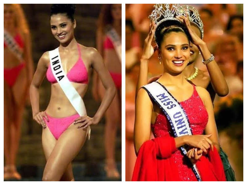 Lara Dutta relives her moment of crowning glory as she celebrates 20 years of becoming Miss Universe