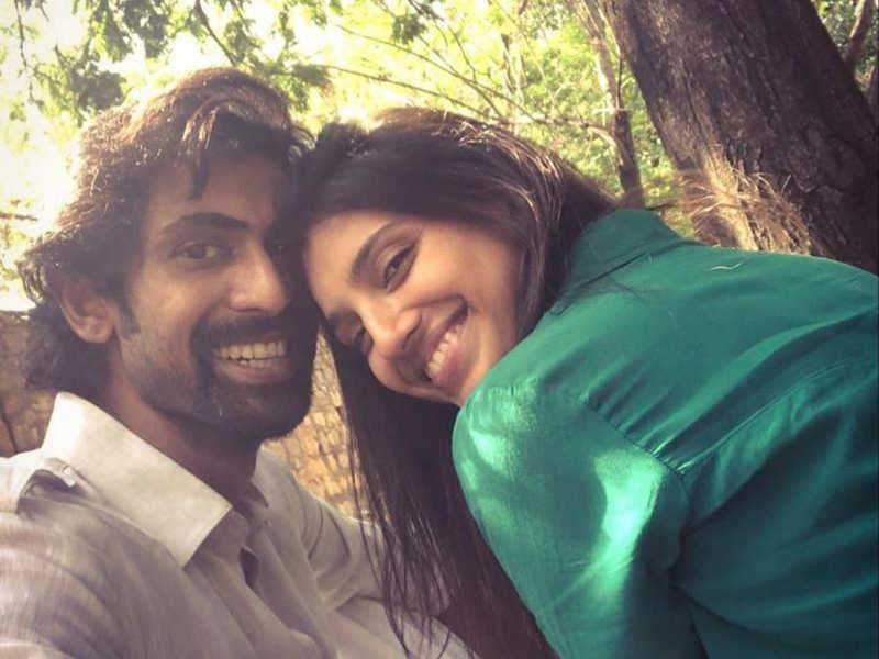 Rana Daggubati finally reveals his lady love Miheeka Bajaj
