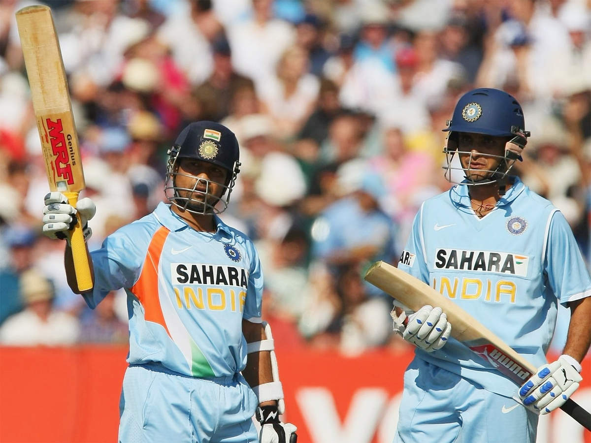 Sourav Ganguly: We would've scored 4000 more runs with two new balls, Sourav Ganguly tells Sachin Tendulkar | Cricket News - Times of India