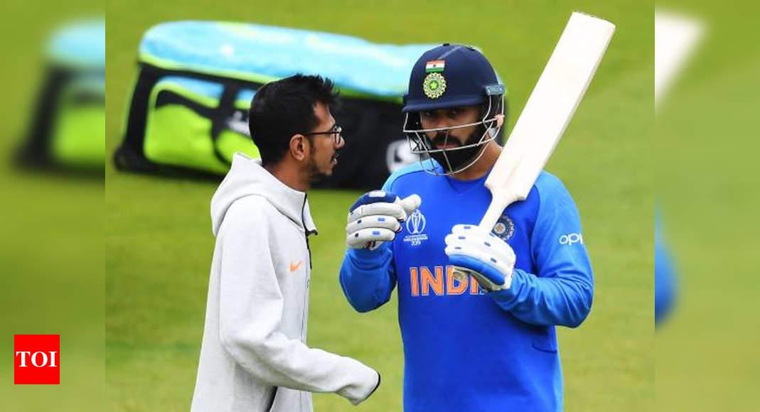 'Definitely exhibition game': Kohli on Chahal batting up the order – Times of India
