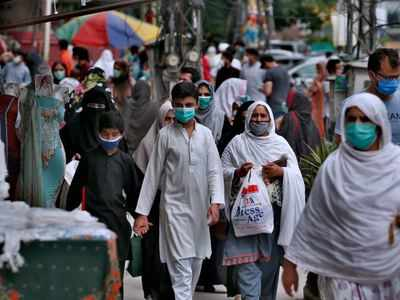Pakistan Coronavirus Cases: Covid-19 cases soar to 34,336 in ...