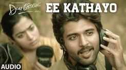 Watch Popular Malayalam Official Music Audio Song 'Ee Kathayo' From Movie 'Dear Comrade' Sung By Sathya Prakash and Chinmayi Sripaada Featuring Vijay Deverakonda and Rashmika Mandanna