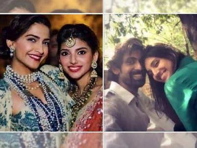 Welcome to the fam: Sonam congratulates Rana